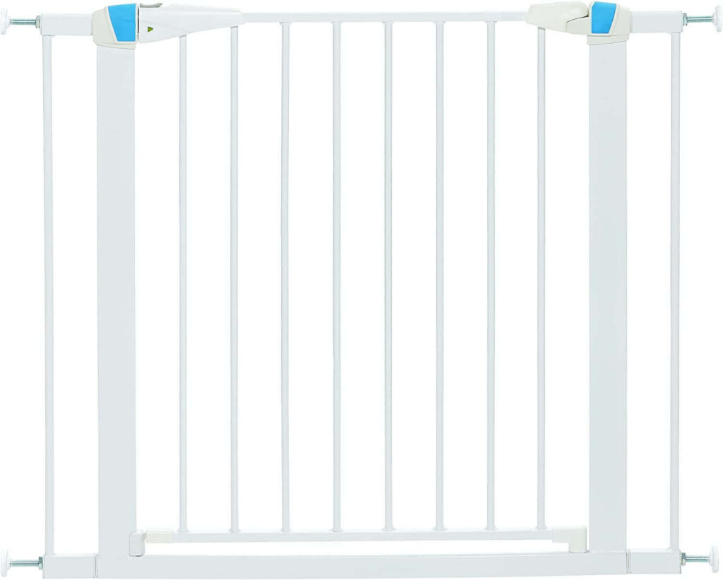 MidWest Homes for Pets Walk-Thru Steel Pet Gate
