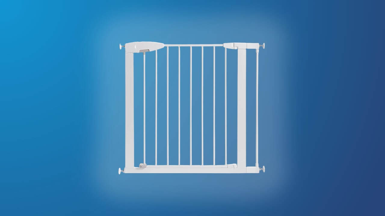 Pressure Mounted Baby Gates For Stairs