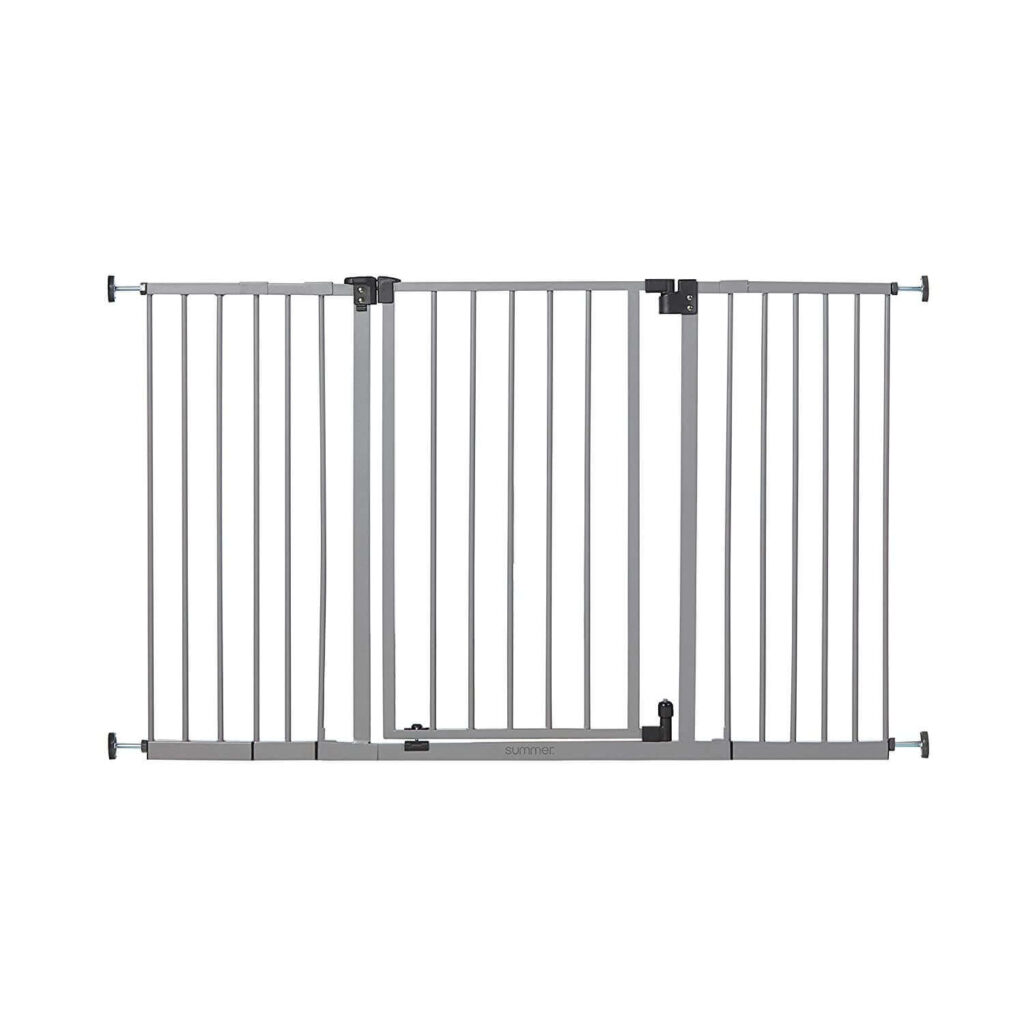 Summer Secure Space Extra-Wide Safety Baby Gate