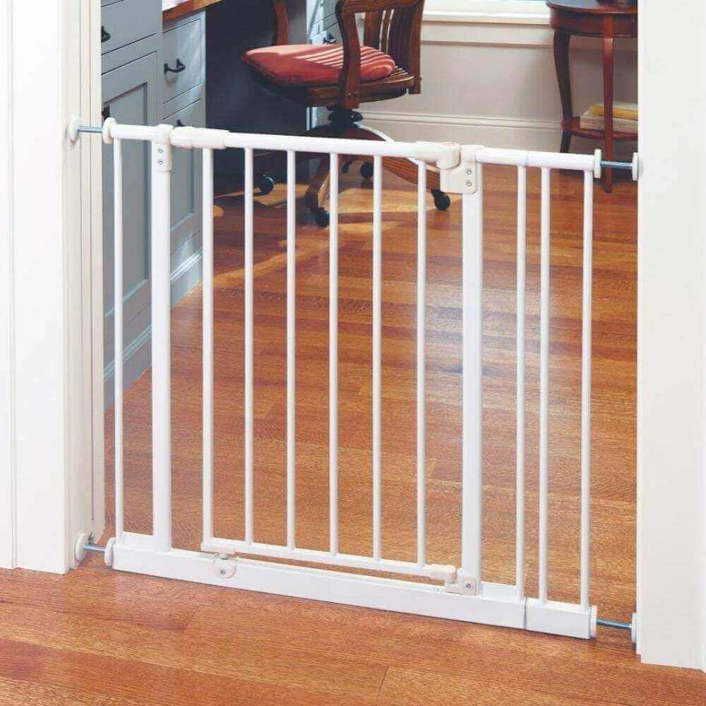 """Toddleroo-by-North-States-38.5""""-Wide-Easy-Close-Baby-Gate"""