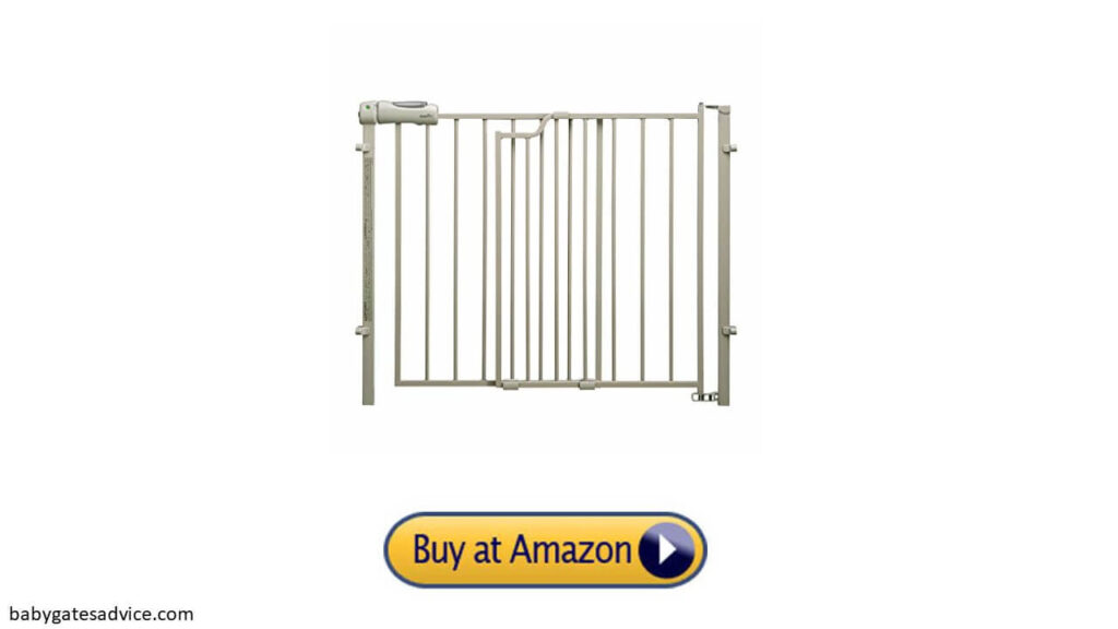 evenflo secure step gate for top of stairs
