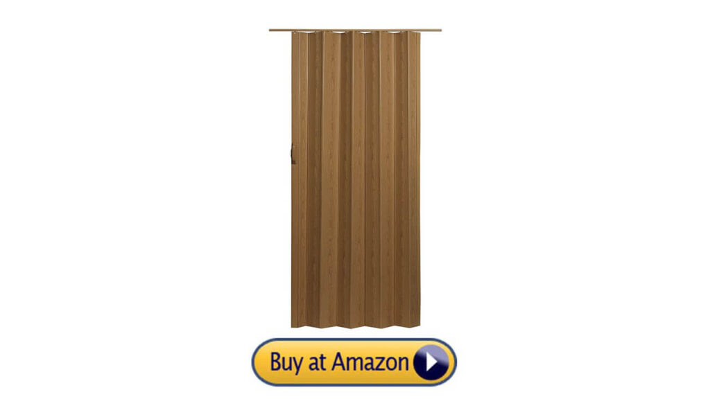 Vinyl Accordion Style Door For Baby, Cats and Dogs