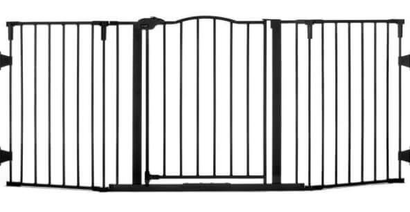 Regalo-Deluxe-Home-Accents-74-Inch-Wide-and-large-Safety-Gate