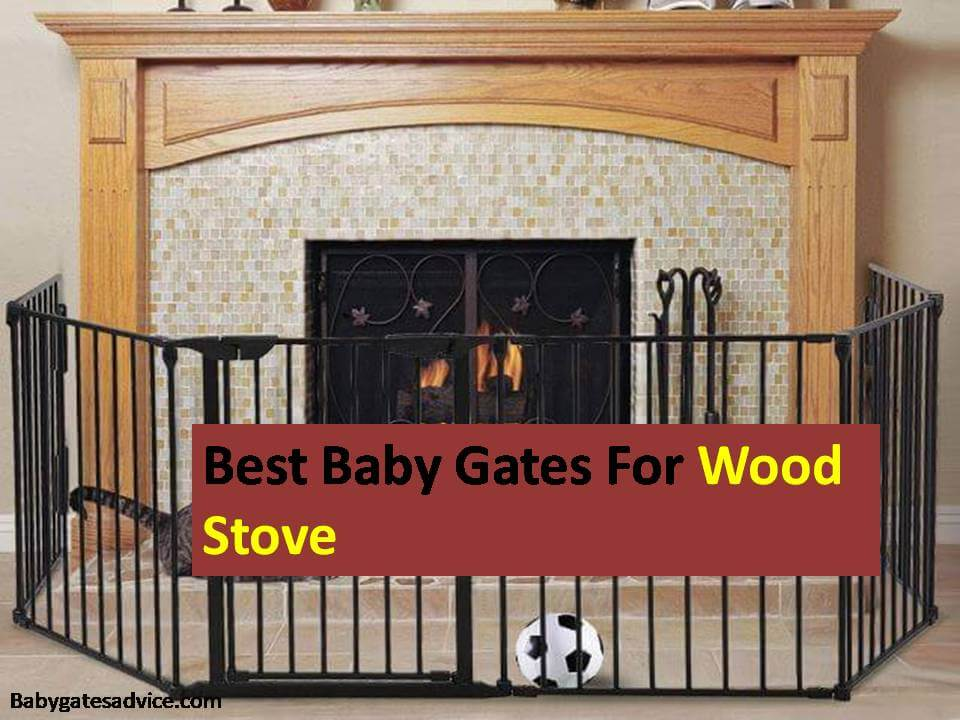 Regalo 192-Inch Double Door Super Wide Adjustable Baby Gate For Wood Stoves